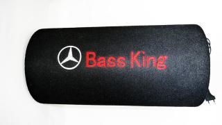"10"" Активный сабвуфер бочка Bass King 350W"