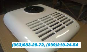 Air conditioning for tractor MTZ with nedajoon capacitor