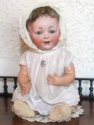 Антикварная немецкая коллекционная кукла JDK Kestner, mold 226