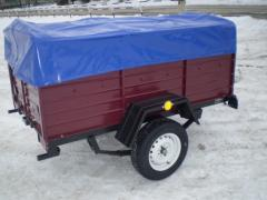 Auto awnings, awnings for trailers