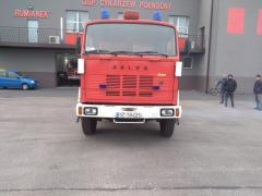 Автомобиль спасательный химической службы