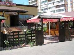 CAFE FUNNY GODFATHER ON ZAKREVSKY