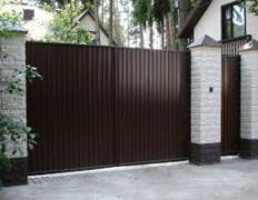 Decking to fencing, gates, garage stall. From 55 UAH. /m2