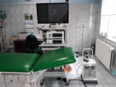 Doctor working in Poland