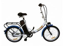 Электровелосипед складной Вольта Бит