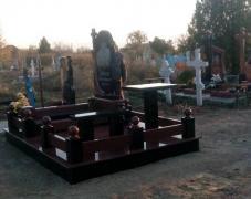 Гранітні пам'ятники - виготовлення та встановлення, Одеса