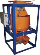 Hopper scales for bulk products