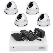 Комплект Видеонаблюдения Green Vision GV-K-L06/04 720P