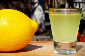 Лимончелло на разлив