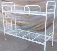 Металеві ліжка недорого, односпальне ліжко