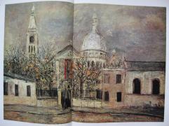 Морис Утрилло. Maurice Utrillo. Альбом