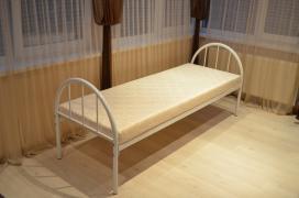 Односпальні ліжка. Двоярусні металеві ліжка