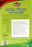 Organo-mineral fertilizer Grandiol for roses 2.5 kg (2001000547