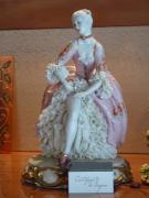 Porcelain figurines