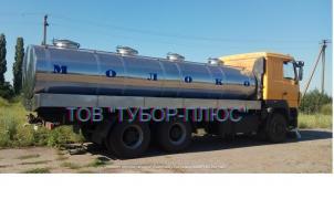 Производство рыбовозов, водовозов, молоковозов