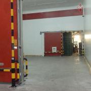 Refrigerated doors ARMDoors, Zelazo