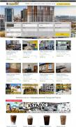 Selling a website, creating bulletin boards, real estate portal