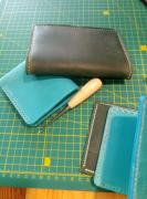 Sewing bags, backpacks and accessories from Genuine leather