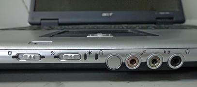 Симпатичный ноутбук Acer Aspire5100 (в отличном состоянии)