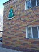 Термопанелі збірні Донрок, утеплення і облицювання фасаду
