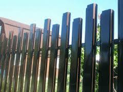 The metal fence. All colors on Ral. From 13 UAH. / M. p