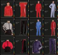 Tracksuits for teams, clubs, custom
