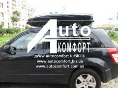 Тюнинг Внешний Аэробоксы автомобильные (бокс-багажник на крышу авто)