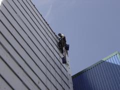 Услуги промышленных альпинистов. Высотные работы