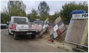 Водитель грузовика и єкскаваторщик в Польшу