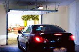 Ворота секционные гаражные 2500*2280 мм за 11316 грн