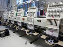Вышивка шевронов и нашивок на заказ быстро и качественно