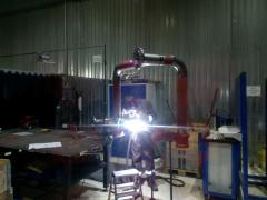 Welding of pipes and pipelines