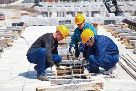 Work in Poland, workers are required for monolithic works