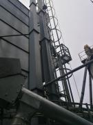 Zernosushilka stationary galvanized firms Riela